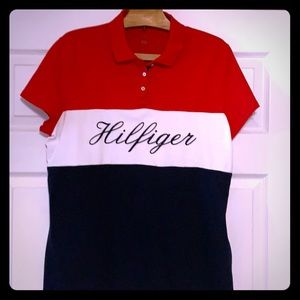 Tommy Hilfiger unisex polo shirt